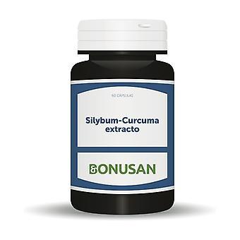 Silybum Kurkuma Extract 60 capsules