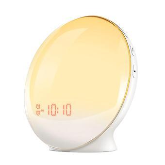 Wake-up light med flere alarmer