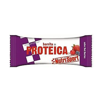 Protein Bar (Flavor Red-Berries) 1 bar (Red Berries)