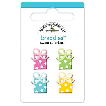 Doodlebug Design Sweet Surprises Braddies