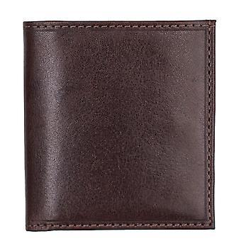 Primehide hombres cuero tarjeta titular monedero moneda bolsa RFID bloqueo 5603