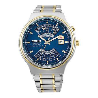 Orient Multi Year Calendar Automatic FEU00000DW Men's Watch
