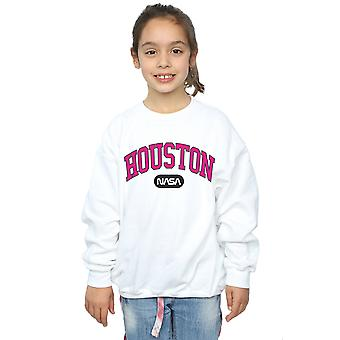 NASA Girls Houston Collegiate Sweatshirt