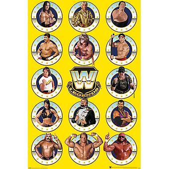 WWE Poster Legends 214