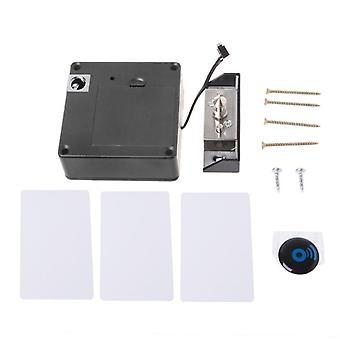 Cabinet Invisible - Sensore di serrature per porte a cassetto nascosto Rfid elettronico