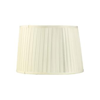 35 Cm Fabric Conical Lampshade Ivory