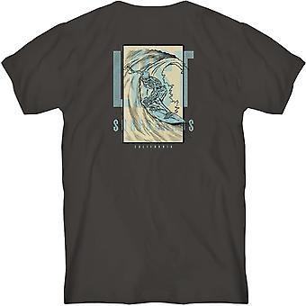 Lost night of the living barrel tee shirt
