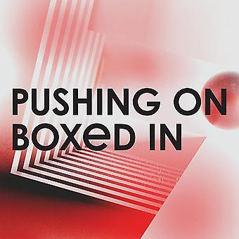 "Boxed In - Pushing On (180 Grammes, Marbre Gris Vinyle, 45 RPM) (Édition limitée) 12"" Vinyle"