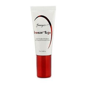 Freeze & Go Instant Smoother & Brightener 20ml of 0,68 oz