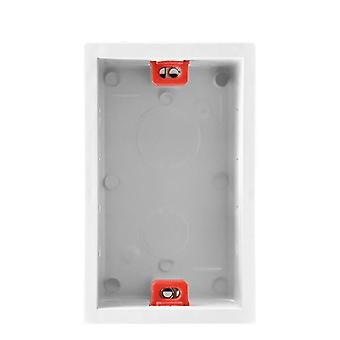 High-intensity Internal Installation Box For Standard Wall Switch And Socket