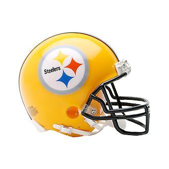 Riddell VSR4 Mini Football Helmet - Pittsburgh Steelers 2007