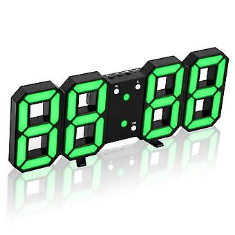 Temperature Alarm Date Automatic Backlight Table Desktop Home Decoration Led Digital Wall Clock