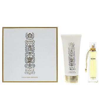 Rance Triomphe Eau de Parfum 50ml, Bath & Shower Gel 200ml Gift Set For Him