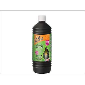 STV Citronella Torch Oil 1L STV445