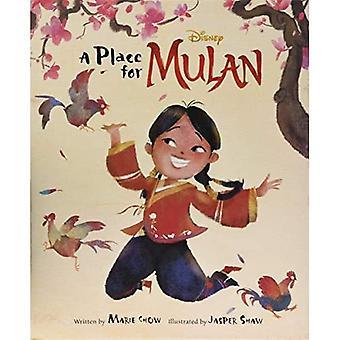 Een plek voor Mulan