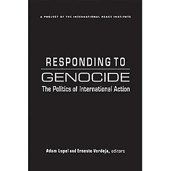 Reakcia na genocídu