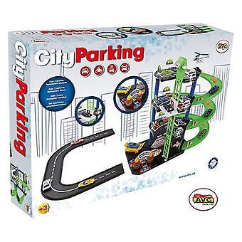Parkering med Bilar City AVC