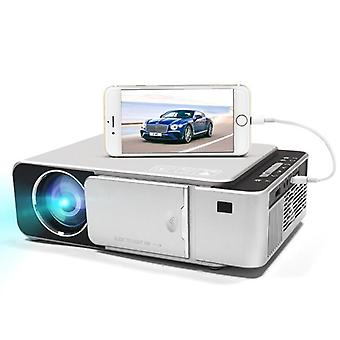T6 Led Video Hd 720p Portátil Hdmi Opción Android Wifi Beamer Home Theater