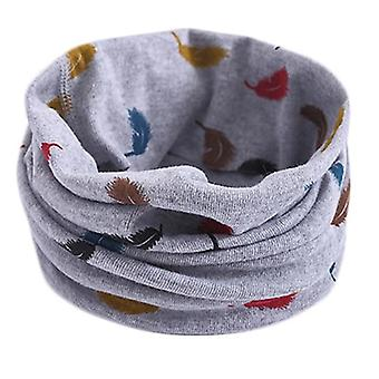 Autumn/winter's Cotton Scarf Baby Collar O Ring Magic Neckerchief