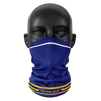 Leicester City FC Face Mask Football Snood Head Scarf Neck Tube Buff Headwear Tube