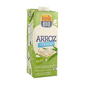 Økologisk calcium ris drikke 1 L