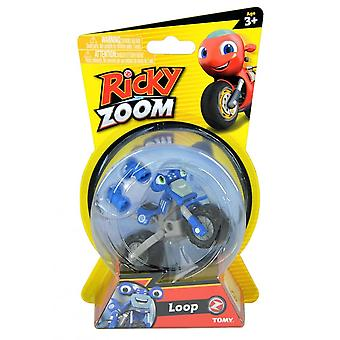 Ricky Zoom Loop Core Racer Figure