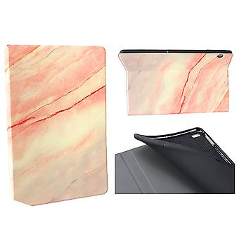 Marble Printed Pu Leather Case Cover For Huawei Mediapad T5 10