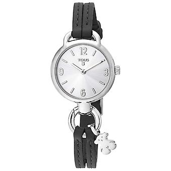 Tous watches hold watch for Women Analog Quartz with Cowhide Bracelet 000351445