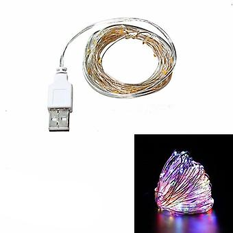 Waterproof Led Copper Wire String Light-set 15