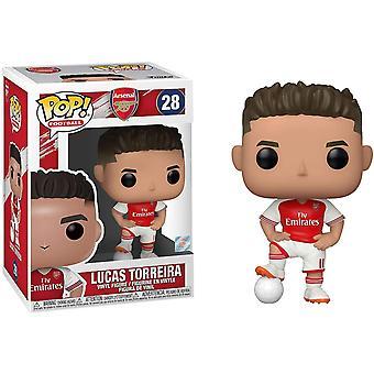Funko POP Vinyl Fotball: Arsenal - Lucas Torreira