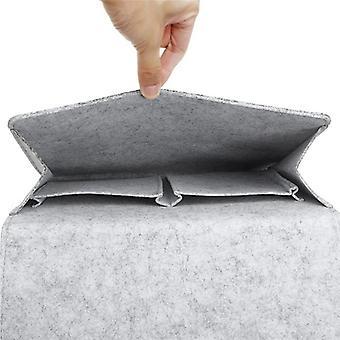 Felt Bedside Storage Bag Organizer, Bed, Desk, Bag Sofa, Tv Remote Control