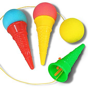 Ice Cream Shooters Toy 3 Pack , Fidget Toy , Prank Toy