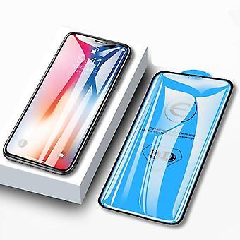 9D anti repskyddande glasskydd för iphone 12, mini, 12 pro och max