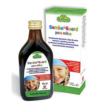 Salus Sambuguard para niños frasco de 175 mililitros
