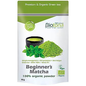 Biotona Matcha Beginner 100% Organic Powder 90 gr