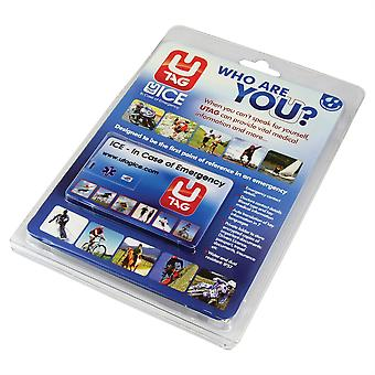 Utag Card Style Single Blister