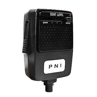 Microfono eco PNI Echo a 6 pin per stazione radio CB
