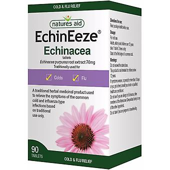 Natures Aid EchinEeze 70mg, 90 Tabletten