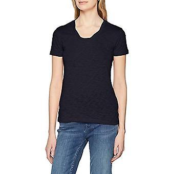 Marc O'Polo 9.02226E+11 T-Shirt, Blue (Deep Atlantic 897), 42 (Size Manufacturer: Small) Woman