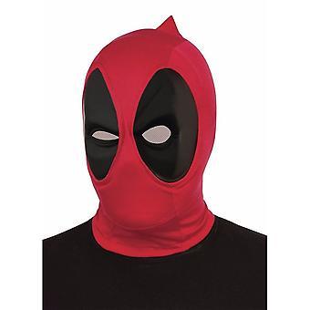 Deadpool Unisex Adult Deluxe Speech Bubble Mask