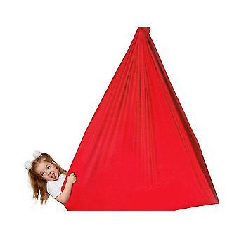 Red premium indoor yoga sensory hammocks for kids adults outdoor sport dt5525