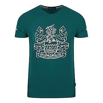 Aquascutum Aldis Logo Green T-Shirt