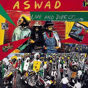 Aswad - Live och Direkt vinyl