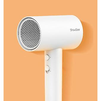Anion Hair Dryer 1800W Negative Ion Hair Care Professinal Quick Dry Home Portable Hairdryer Diffuser