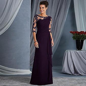Mother Of The Bride Dresses, Chiffon Evening Dress