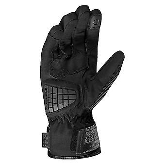 Spidi GB Regnwarrior CE-handskar Svart/Mörkgrön [B97-449]