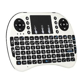 Wireless Mini keyboard-QWERTY (white)