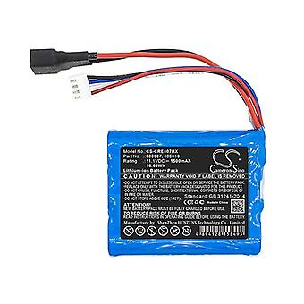 Cameron Sino Cre807Rx Battery Replacement For Carrera Cars