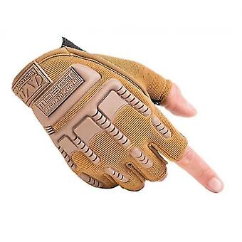 Fitness Gloves Men's Half-finger Cycling Tactical Equipment Training Sports Climbing Gloves