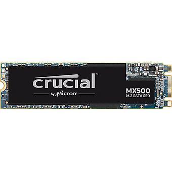 MX500 250GB CT250MX500SSD4-bis zu 560 MB/s (3D NAND, SATA, M.2 Typ 2280SS, Internes SSD)